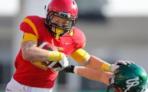 Photo courtesy of University of Calgary Dinos. I DO NOT OWN THIS PHOTO.